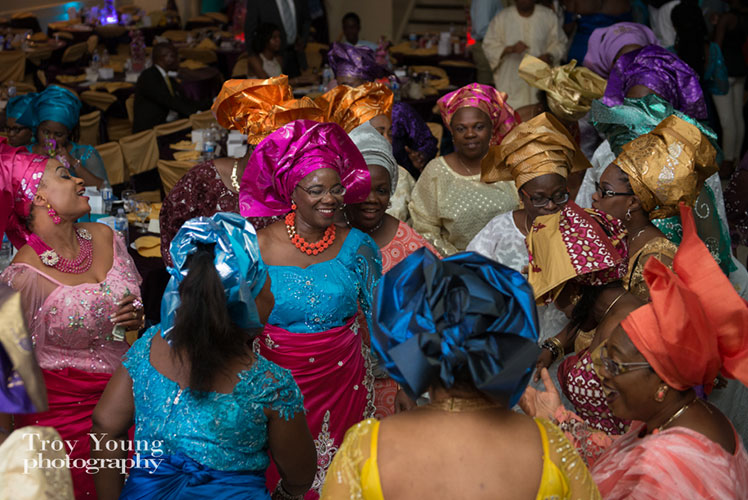 Nigerian-ladies-dancing-at-a-wedding-Calgary-wedding-planner