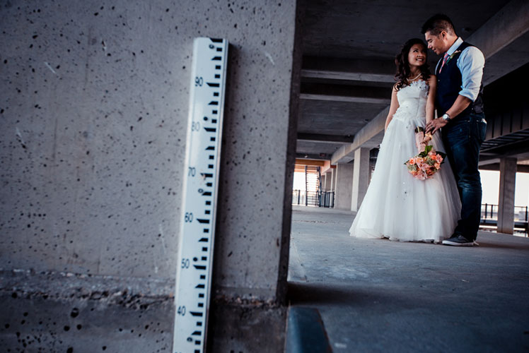 bride-and-groom-at-Ralph-Klein-Park-calgary-wedding-planner4-1024x682