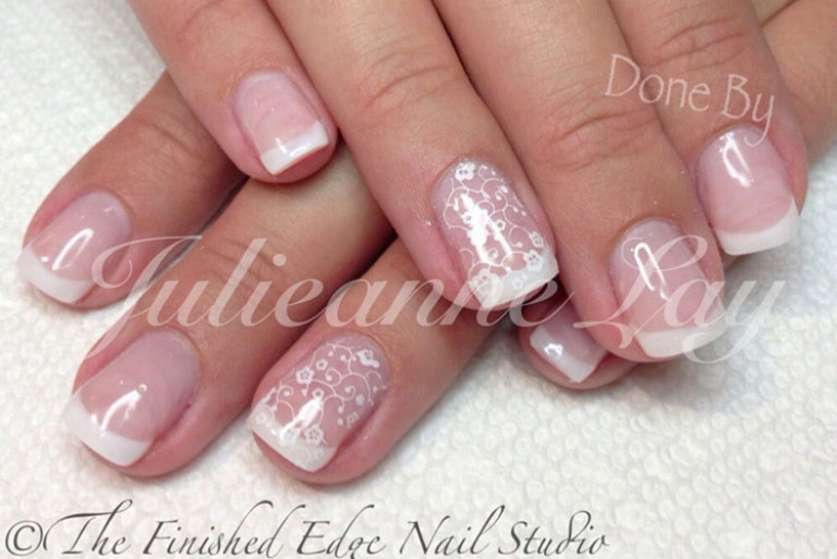 wedding-french-manicure-nails-designed-nails-calgary-wedding-planner