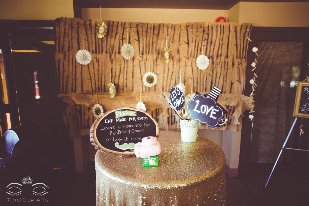 Fun photo booth