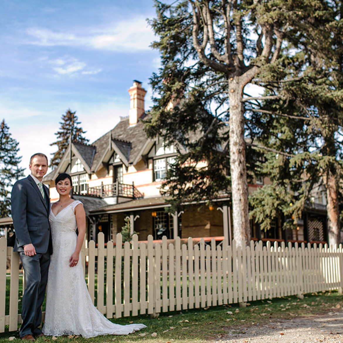 Calgary Wedding Ranch