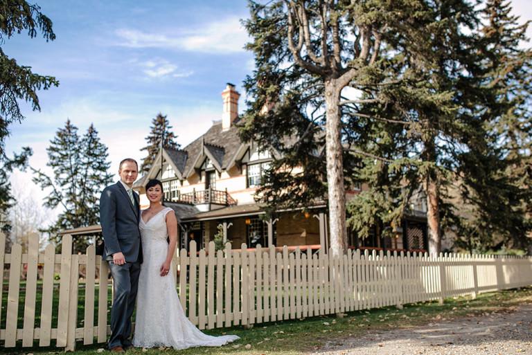 Calgary Wedding Ranch