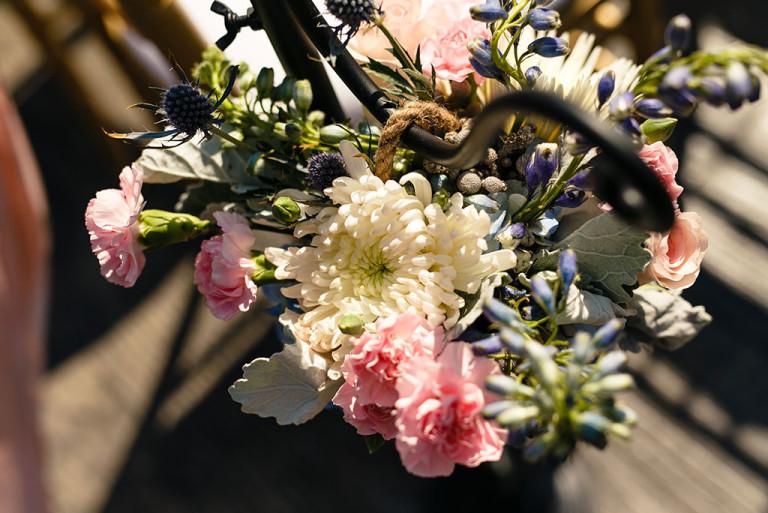 bridal bouquet, Calgary Vintage wedding planner