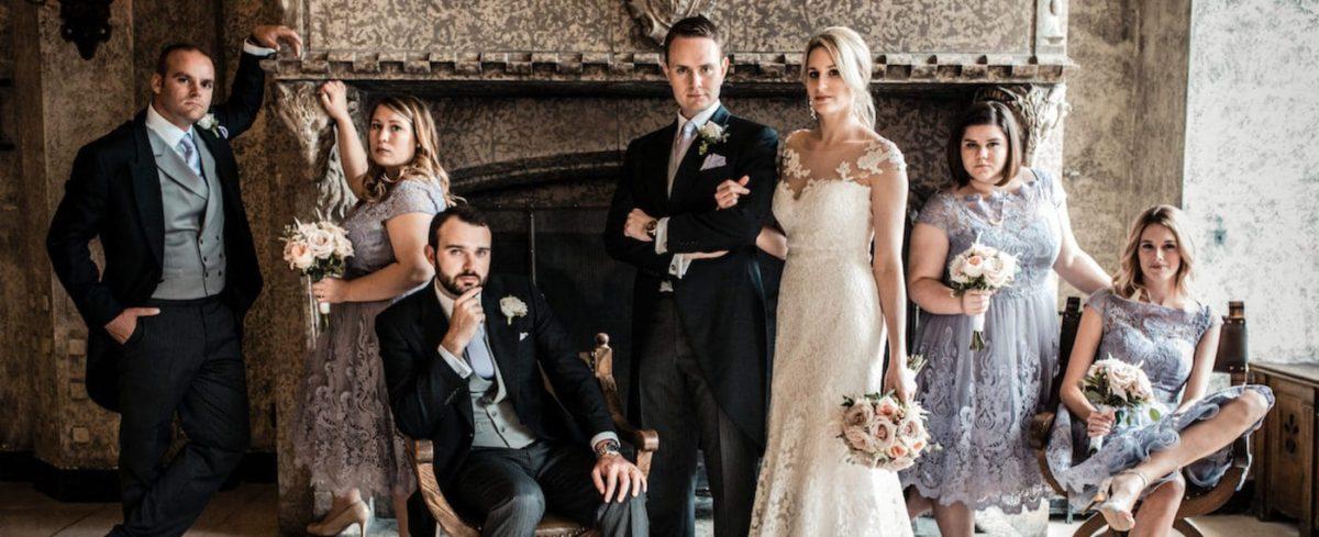 British Vogue Wedding