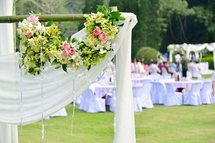 Top Garden Wedding Trends: Boutiq Weddings & Events