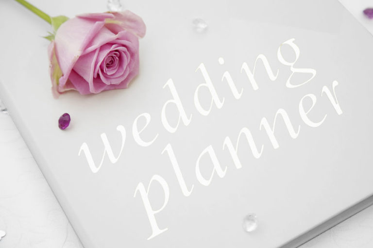 wedding planner rose