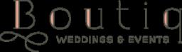 Boutiq Weddings & Events – Calgary Wedding Planner
