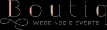 Boutiq Weddings & Events - Calgary Wedding Planner