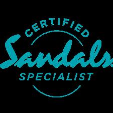 Certified Sandals Specalist