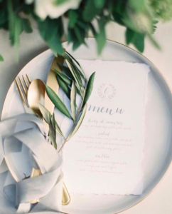 From the gown to the decor, to the food, each new year brings something different for the wedding trends of 2020.